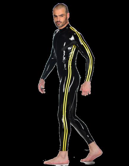 Latex Male Speedy Catsuit for Men