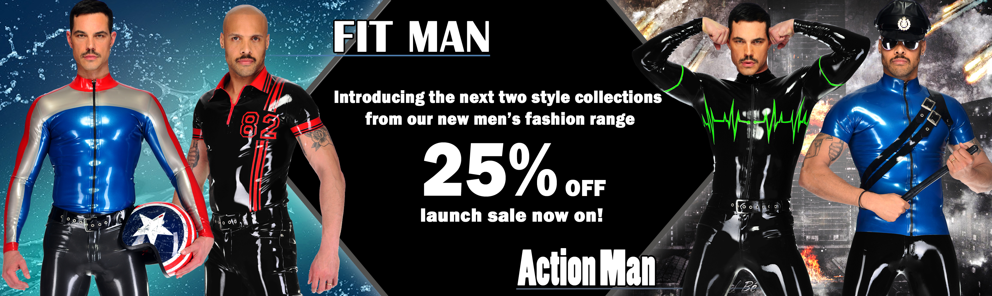 NEW MEN'S RANGE 3