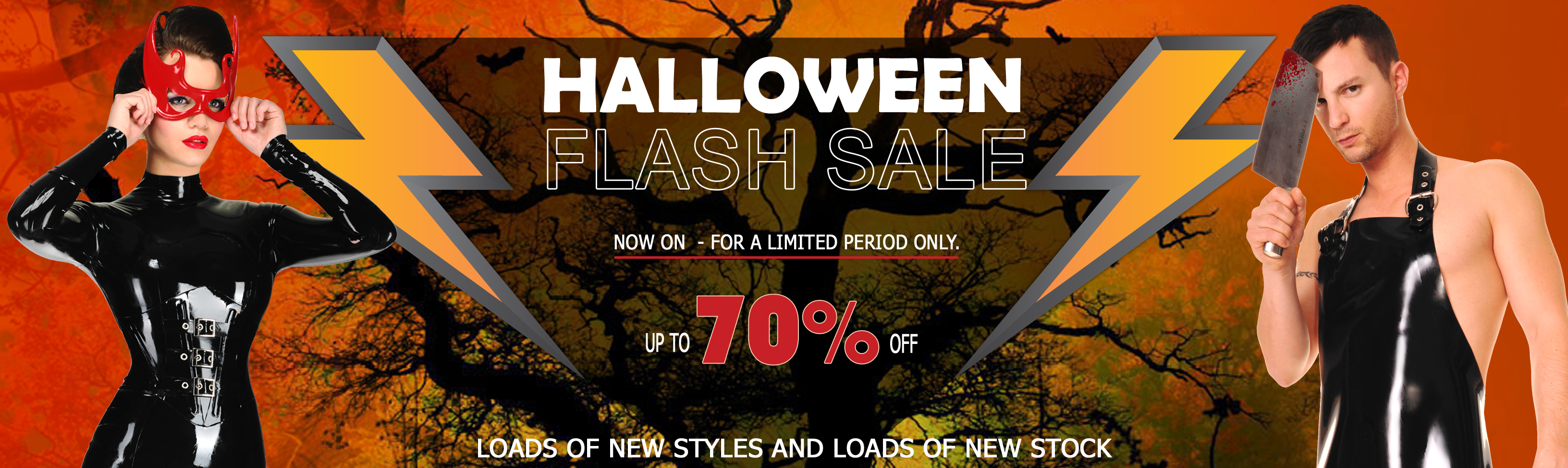Libidex HALLOWEEN Flash Sale