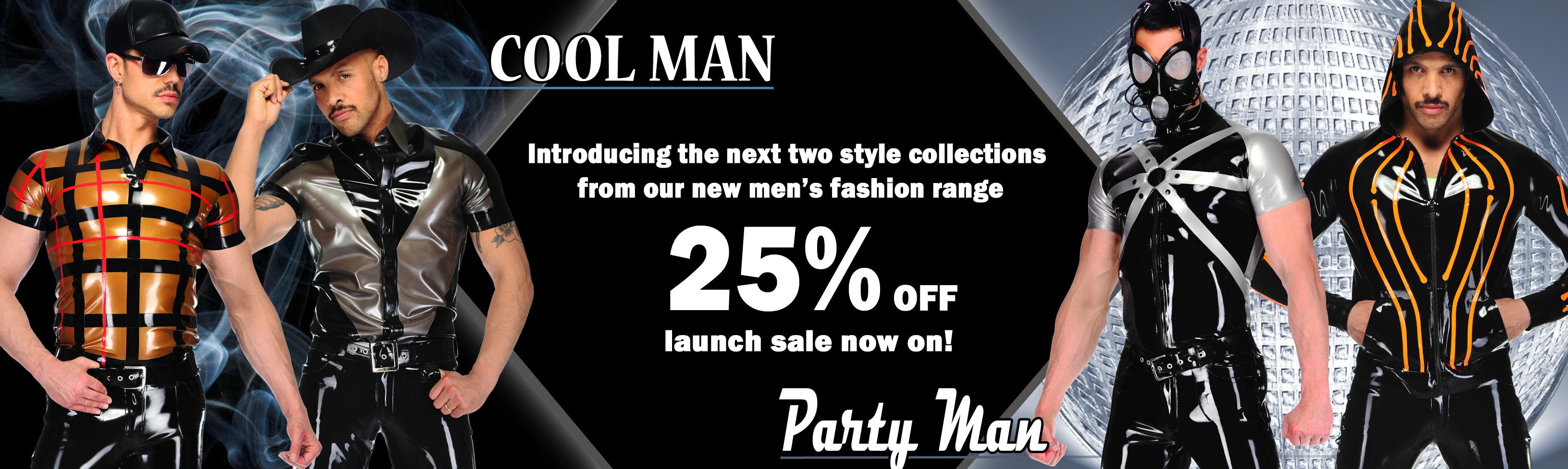 NEW MEN'S RANGE 2