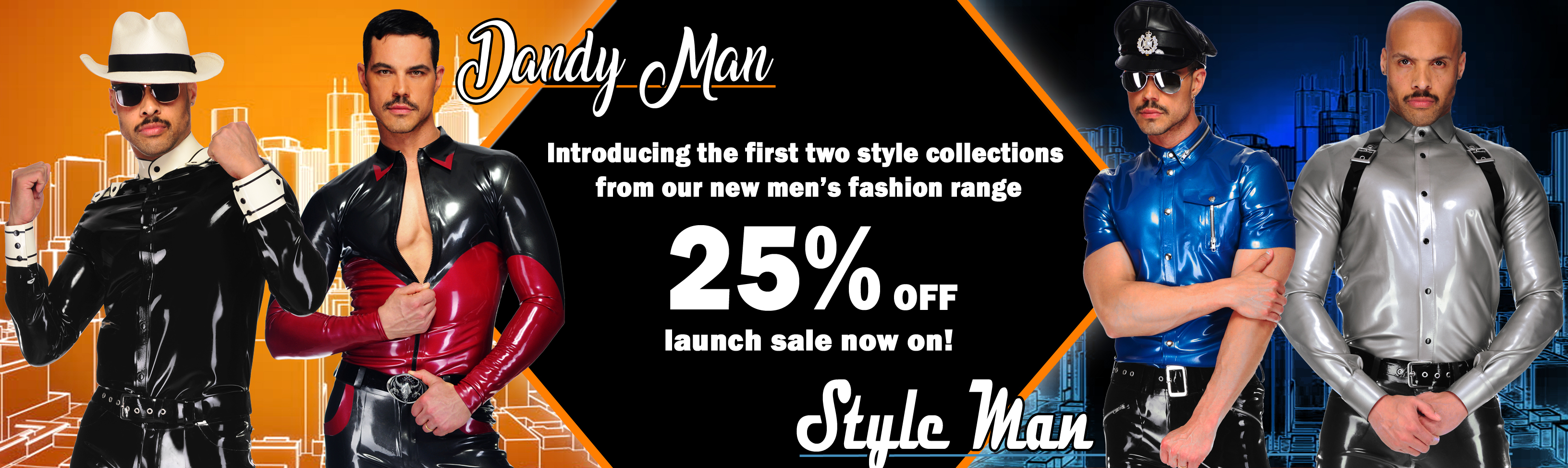 NEW MEN'S RANGE