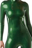 metallic green small