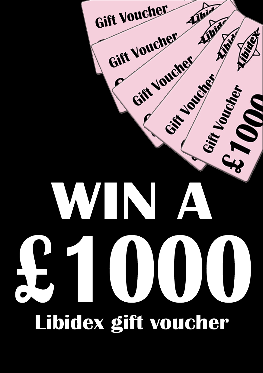 Win £1000 worth of latex!